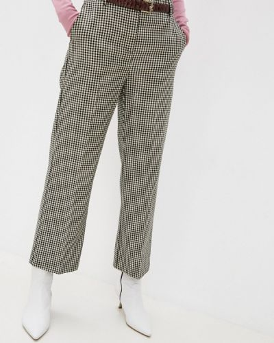 Повседневные бежевые брюки Max&co
