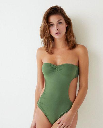 Купальник зеленый Women'secret