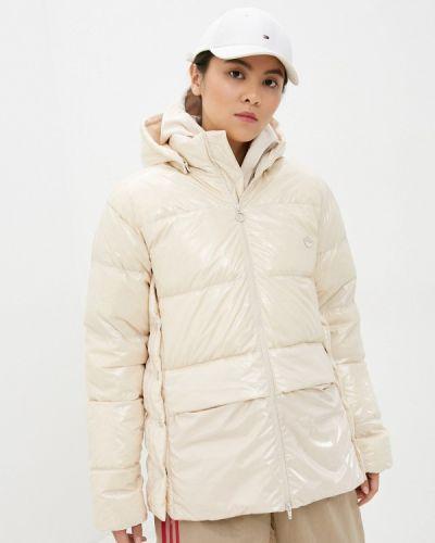 Бежевая куртка Adidas Originals
