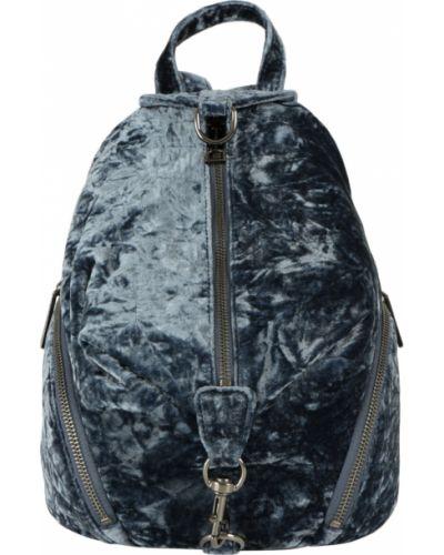 Niebieski plecak Rebecca Minkoff