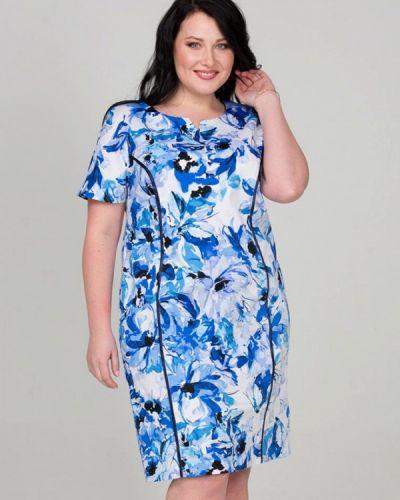 Синее платье Intikoma