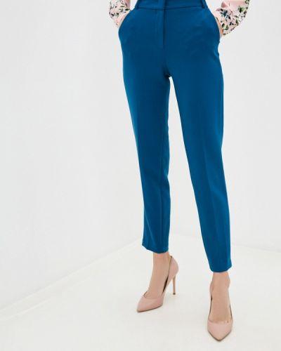 Повседневные синие брюки Calista