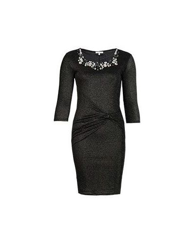 Вечернее платье облегающее из вискозы Patrizia Pepe