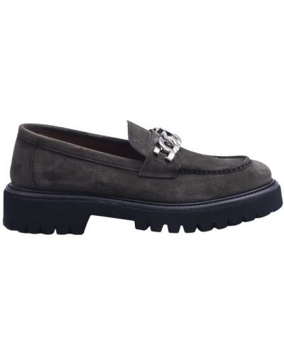 Loafers - zielone Calce