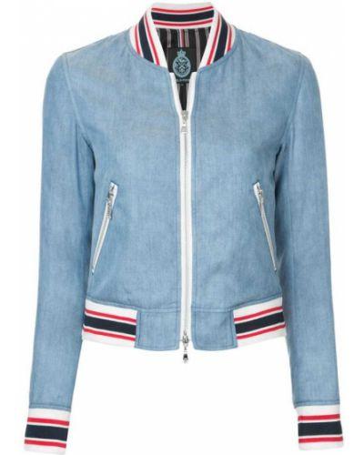 Джинсовая куртка нейлоновая цветная Guild Prime