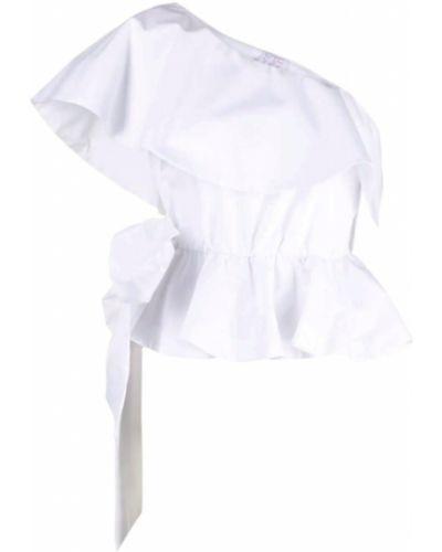 Biała koszulka Stella Jean