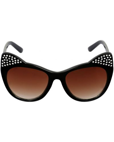 Czarny okulary dla kota Molo