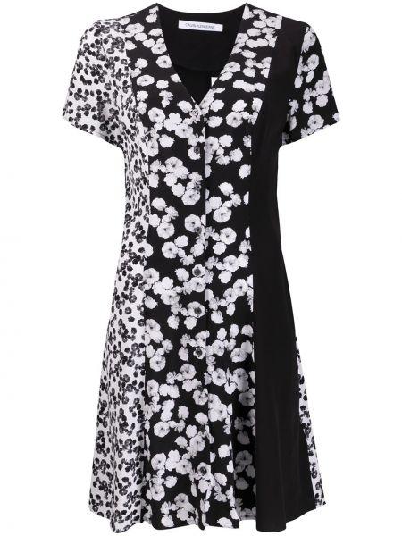 Джинсовое платье платье-рубашка мини Calvin Klein Jeans
