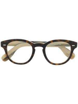 Оправа для очков - коричневые Oliver Peoples