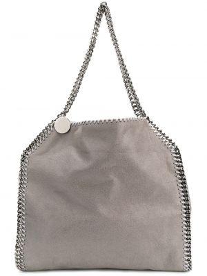 Łańcuch ze srebra srebrny Stella Mccartney
