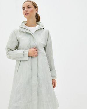 Плащ весенний серый Adidas