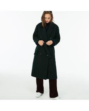 Куртка черная с карманами Lacoste