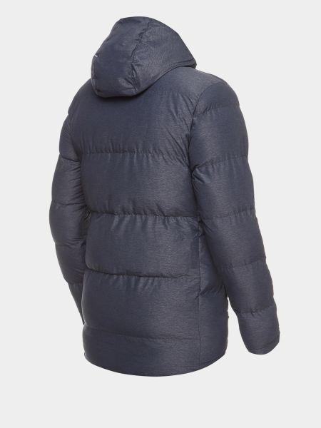 Серая куртка с капюшоном на молнии New Balance