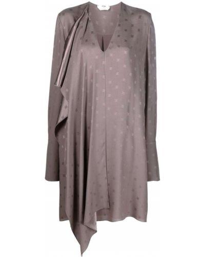 Платье трапеция Fendi