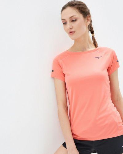 Спортивная футболка - красная Mizuno