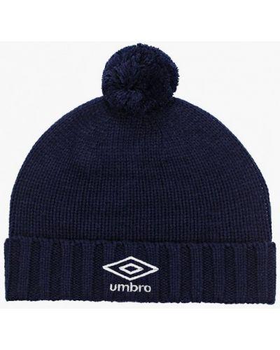 Синяя толстовка Umbro