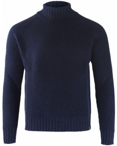 Sweter - niebieski Belstaff