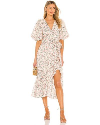 Sukienka midi boho w paski Minkpink