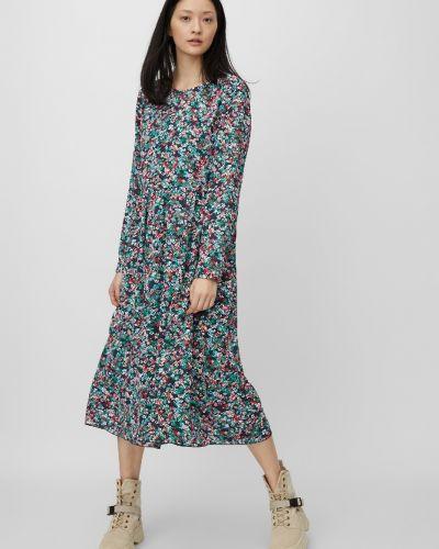 Свободное платье с длинными рукавами свободного кроя Marc O' Polo