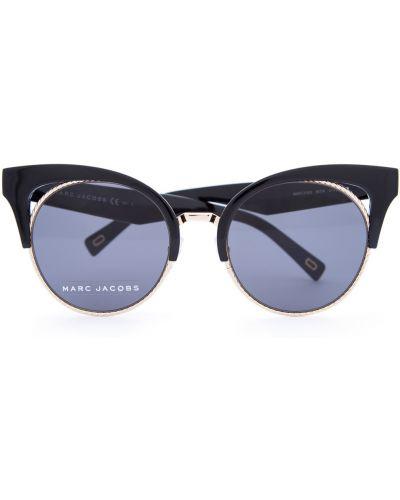 Солнцезащитные очки кошачий глаз металлические Marc Jacobs