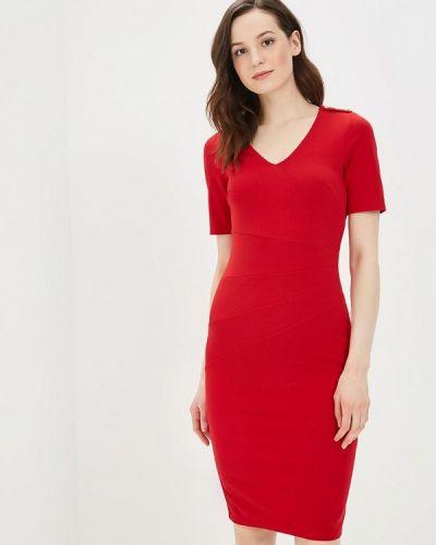 Красное платье весеннее Dorothy Perkins