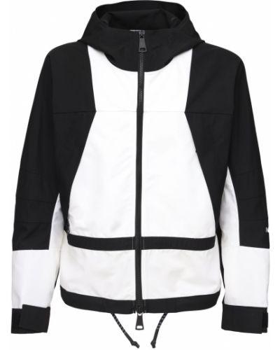 Куртка с капюшоном - белая The North Face