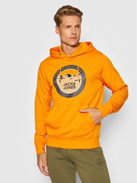 Bluza - pomarańczowa Jack&jones