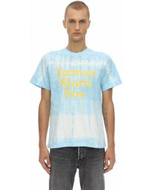 Niebieski t-shirt Nasaseasons