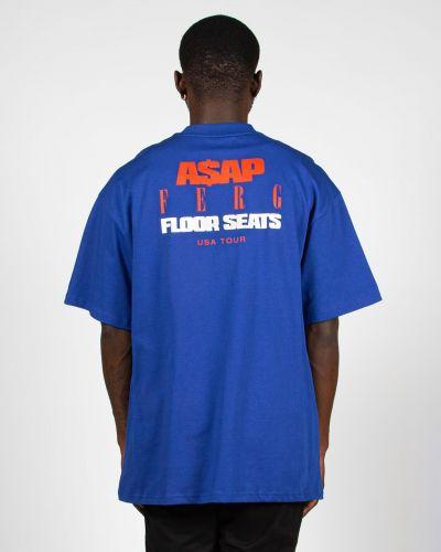 Niebieska t-shirt A$ap Ferg By Platformx