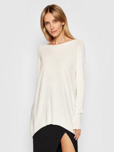 Beżowy sweter Kontatto