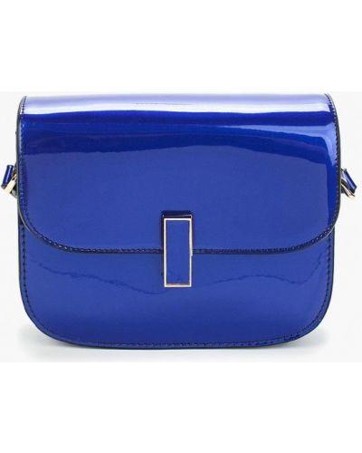 Синяя сумка через плечо Vitacci
