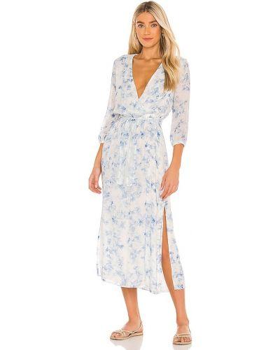 Платье макси - синее Bella Dahl