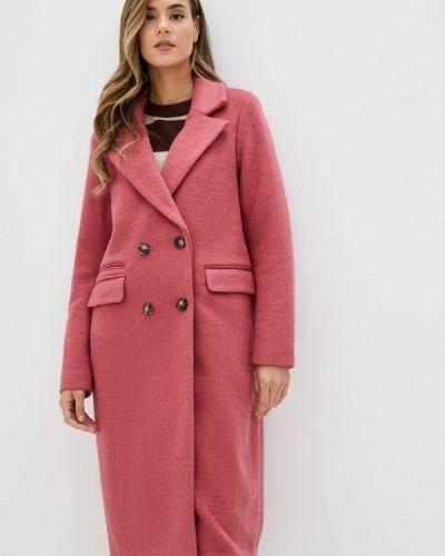 Розовое пальто Ichi