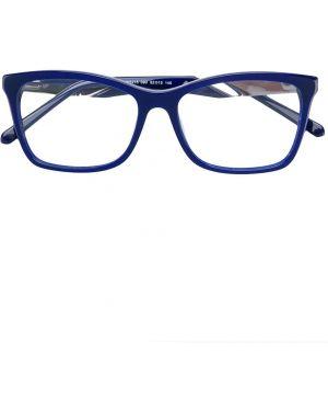 Очки металлические прямоугольные Swarovski Eyewear