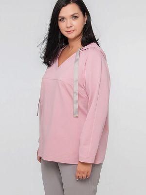 Худи - розовое Лимонти