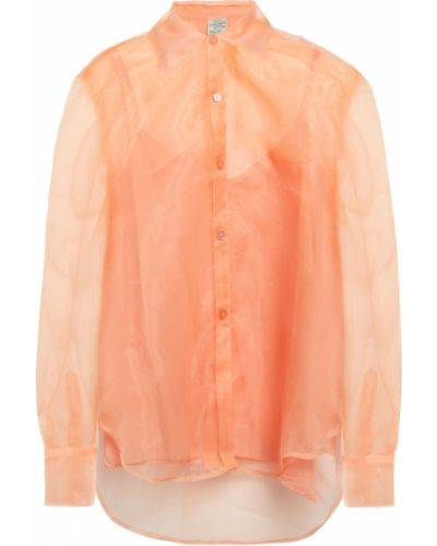 Рубашка из органзы - оранжевая Baum Und Pferdgarten
