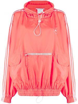 Куртка оверсайз - розовая Adidas By Stella Mccartney