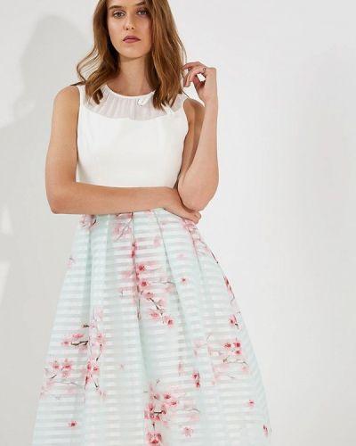 Бирюзовое платье весеннее Ted Baker London