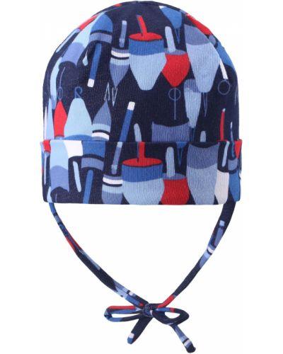 Вязаная шапка из джерси весенняя Reima