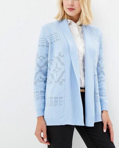 Голубой кардиган Milana Style