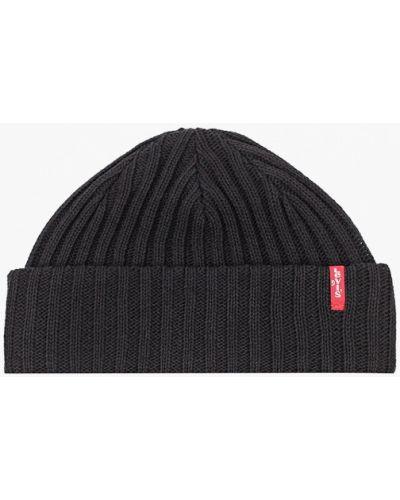 Черная шапка Levi's®