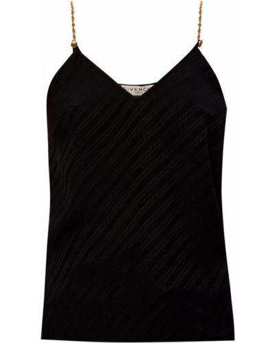 Koszulka sportowa - czarna Givenchy