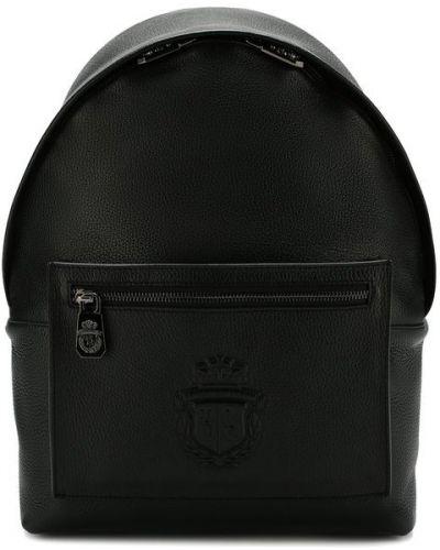 Рюкзак кожаный на молнии Billionaire