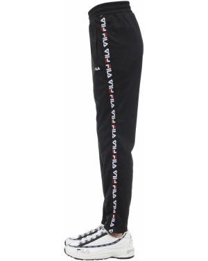 Czarne spodnie Fila Urban