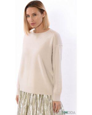 Кашемировый пуловер Luisa Cerano