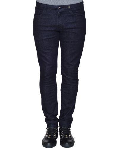 Хлопковые джинсы - синие Joop!