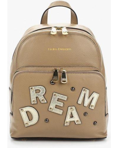 Коричневый рюкзак Fiato Dream
