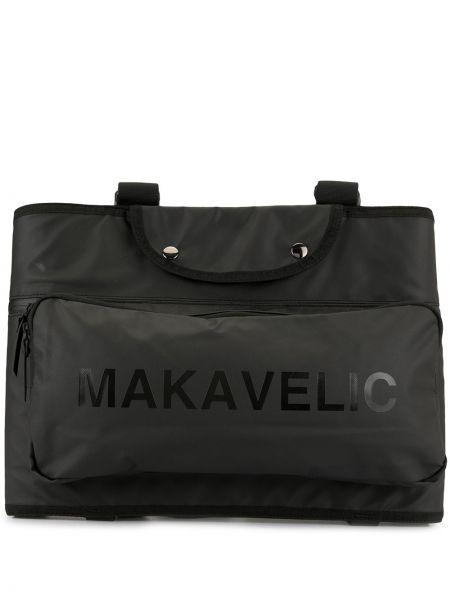 Черная сумка Makavelic