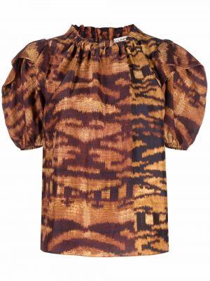 Шелковая блузка Ulla Johnson