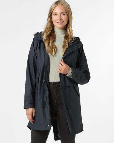 Niebieska kurtka przeciwdeszczowa Derbe